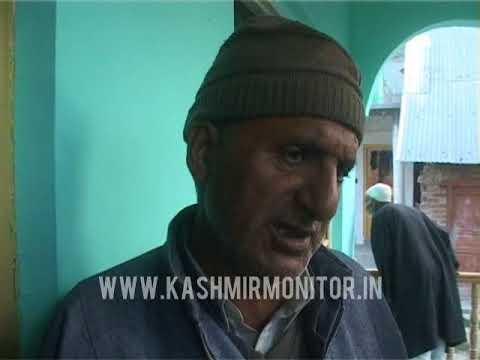 BSF man shot dead, 4 family members injured in Hajin