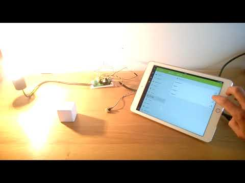 Loxone Controlling Sonoff Relay Using Xiaomi Cube