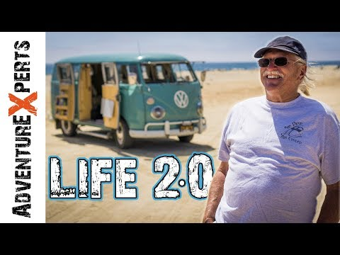 Travel, Adventure and Van Life as a Senior // Adventure Expe
