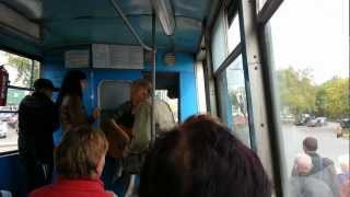 Гитарист в трамвае: Машина времени — Костёр