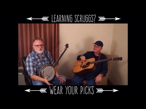 Wear Your Finger Picks - Jim Pankey & Roy Curry
