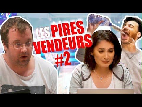 CAMÉRA CACHÉE: les pires vendeurs - EP2
