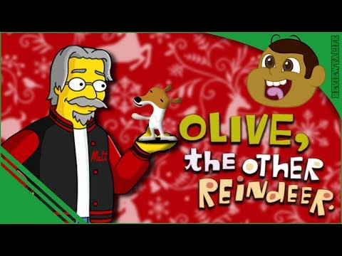 Olive, the Other Reindeer - REVIEWYALIFE