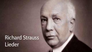 Richard Strauss   op  41 no  1, Wiegenlied, Gundula Janowitz; Academy of London, Richard Stamp