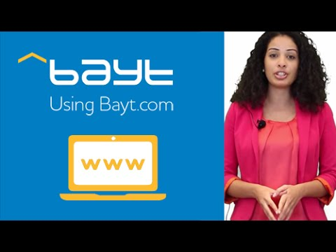How to post your CV on Bayt.com and apply for jobs in the Middle East