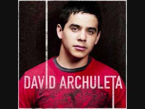 Somebody Out There - David Archuleta (Full Song)