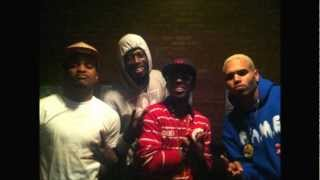 Travis Porter Aww Yea Chris Brown Strip Mix