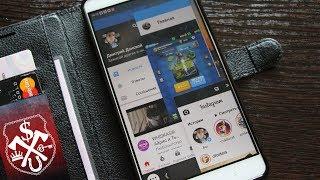 Как сделать многооконность (более 2х одновременно открытых) на Android 7