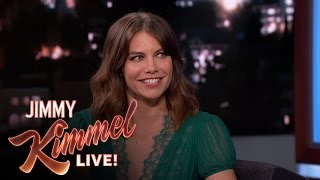 Lauren Cohan on The Walking Dead thumbnail