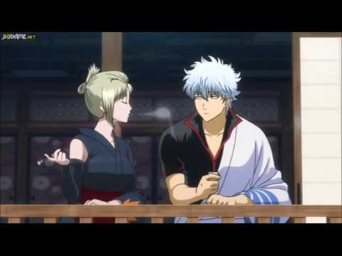 Gintama: Gintoki y Tsukuyo Final  AIZEN KOU (love potion arc)