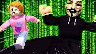 Roblox Escape Youtube Hacker Obby With Molly!