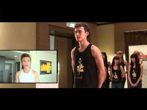 Asia New Star Model Contest 2014 - Philips Commercial Challenge (Episode 8)