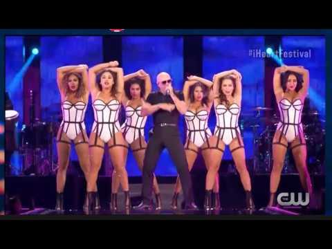 Pitbull iHeart Festival Vegas 9.25.16