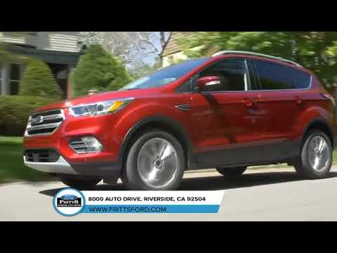 2018 Ford Escape Victorville Ca Ford Escape Dealer Victorville Ca