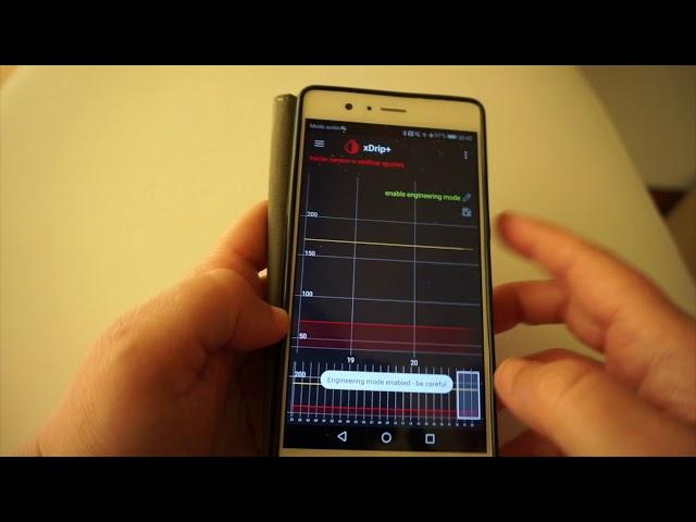 Reseteo Transmisores Dexcom G5/G6