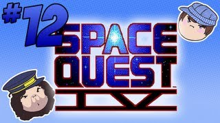Space Quest IV: The Great Frustrating Chase - PART 12 - Steam Train