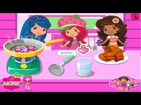 Canal Frozen 2 - Strawberry Shortcake Cooking Soup