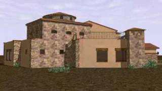 Custom Tuscan Home