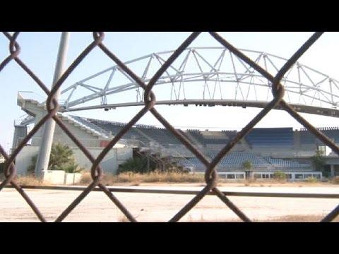 Греция: забытая Олимпиада
