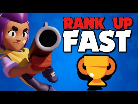 How to Rank Up FAST in Trophies | Brawl Stars