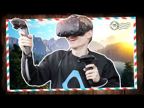ESCAPE, EXPLORE AND RELAX IN VIRTUAL REALITY | Perfect VR (HTC Vive Gameplay)