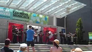 CBC Musical Nooners in Vancouver - Mariachi Los Dorados