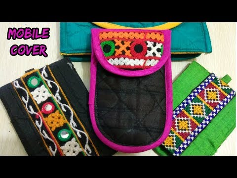 how to make mobile cover  at home Diy with magical hands 2018