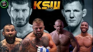 KSW 52 - Race | Fight Card !