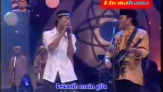 RHOMA IRAMA Feat AAN KDI  -  STRESS