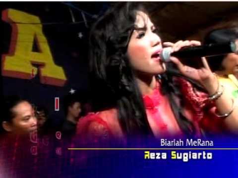 Biarlah Merana - Reza Sugiarto  bersama BATARA Rock Dangdut