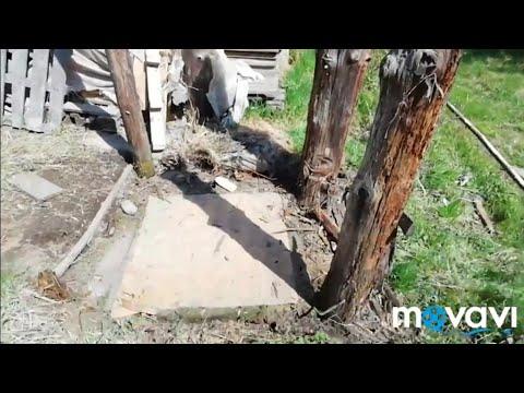 Можно ли вкапывать деревянные столбы в землю?