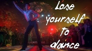 Daft Punk - Lose Yourself to Dance (Music Video)(Buy Daft Punk T-Shirt: http://amzn.to/1ZUjrvu Daft Punk - Lose Yourself to Dance (ft.Pharrell Williams & Nile Rodgers). This is a NOT official music video., 2013-05-25T16:44:43.000Z)