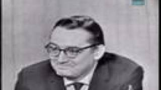 Steve Allen Mystery Guest What's My Line?