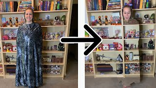 Real Life Harry Potter Invisibility Cloak?!
