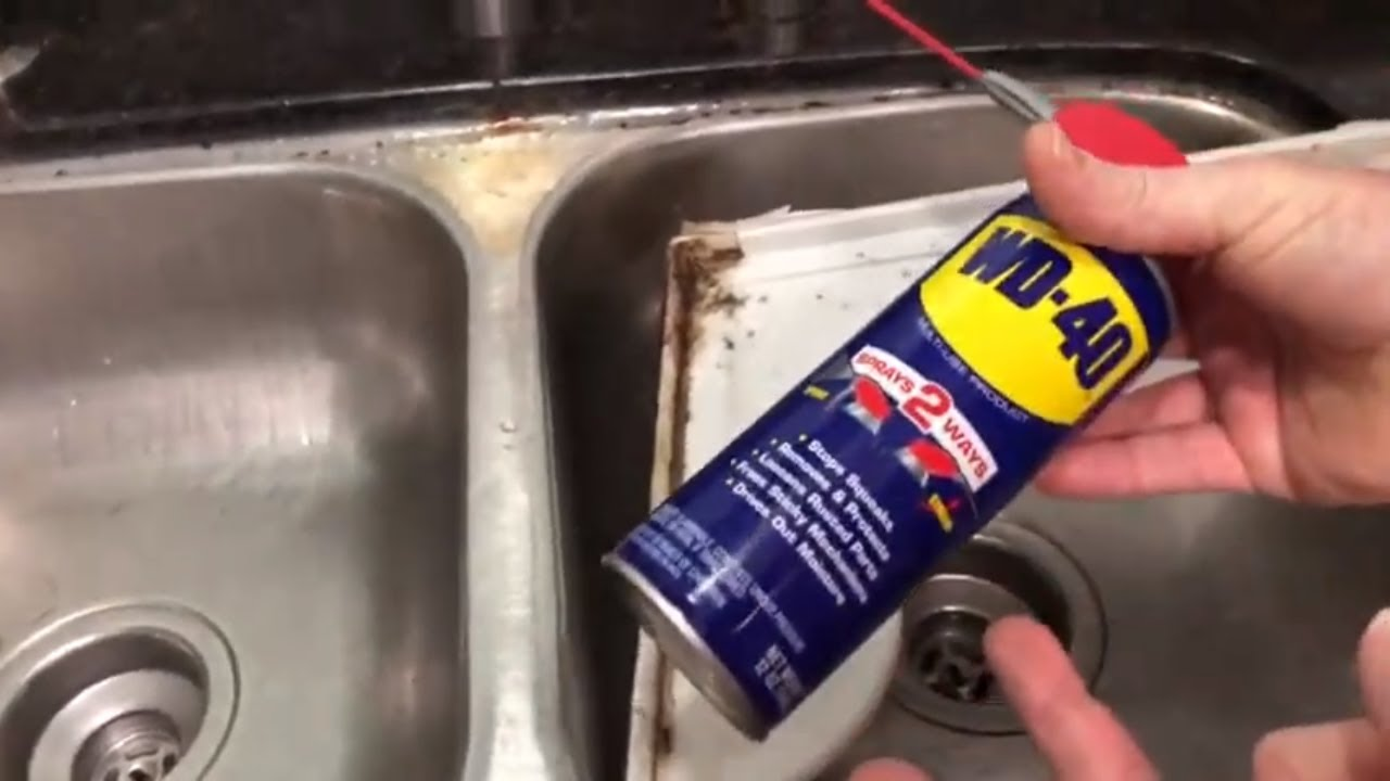 The truth about WD 40 vs mold.  Can WD-40 remove mold? Find out in this WD40 experiment
