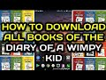 How to download all the books of the Diary of a Wimpy kid in Android || Nipun Sai Kokonda ||.