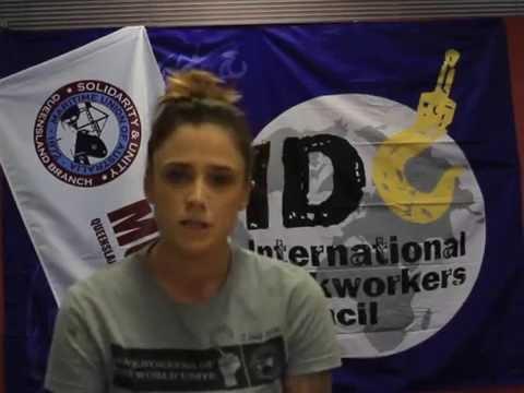 International Dockworkers Council (IDC) - Queensland Branch MUA