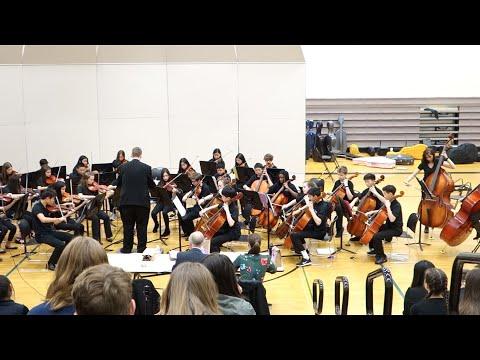 Arlington Sketches - Elliot Del Borgo Issaquah Middle School Chamber Orchestra