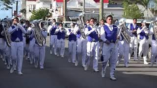 Nuku'alofa Parade - Tonga Secondary Schools Brass Band Music Festival