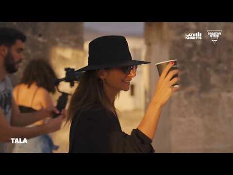 Tala Mortada on Creative State Live X The Grand Factory