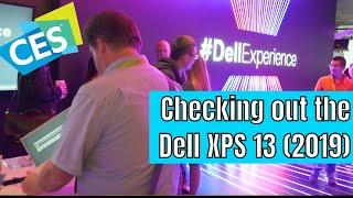 CES 2019: Dell XPS 13 Laptop Review