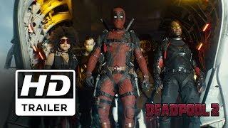 Deadpool 2 | Trailer Oficial | Dublado HD