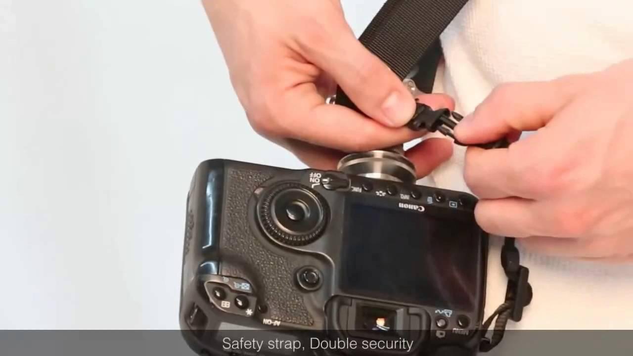Foto Speed F7 Jaguar Double Camera Strap