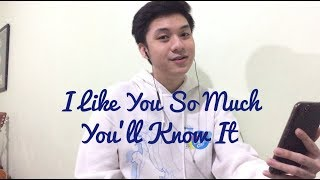 Download lagu I Like You So Much, You'll Know It (Ysabelle Cuevas English Version Cover)