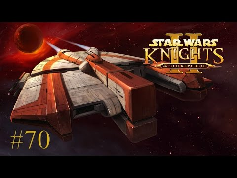 Knights of the Old Republic 2 - Final Chat with the Crew [70]
