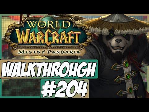 World Of Warcraft Walkthrough Ep.204 w/Angel - Level 90!