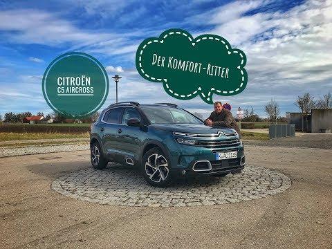 Citroën C5 Aircross PureTech 180 Shine | Test - Review - Familie