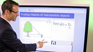 Explore the possibilities with SMART Notebook for Math Lessons