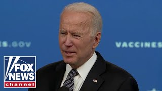 Biden: Israel has a right to defend itself when thousands of rockets are flying