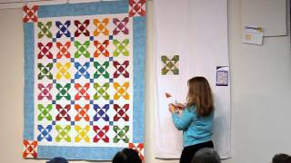 Cozy Quilt Designs - Flower Song